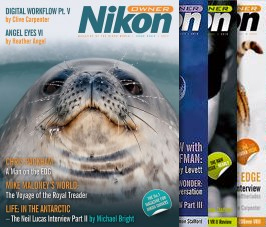 Nikon Owner - Photography Magazine Subscription