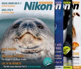 Nikon Owner - Photography Magazine Subscription