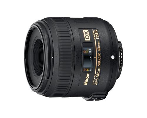 Nikkor AF-S 40mm f/2.8G DX Micro
