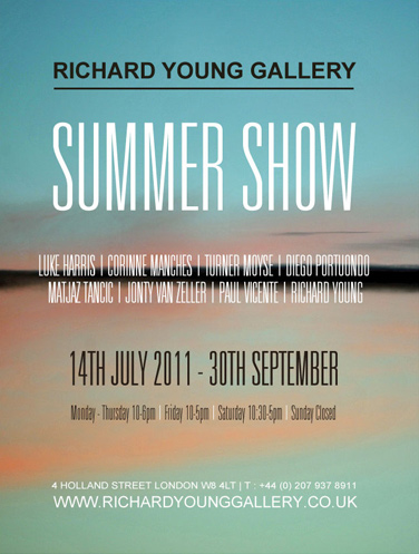 Summer Show - Richard Young Gallery