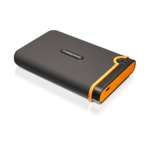 750GB StoreJet Portable Hard Drive