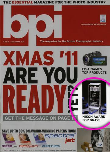 BPI Magazine September 2011 issue