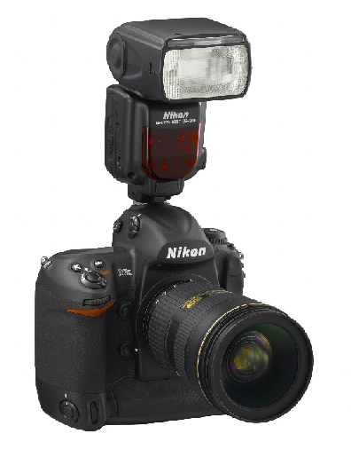 nikon-speedlight-SB-910-mounted