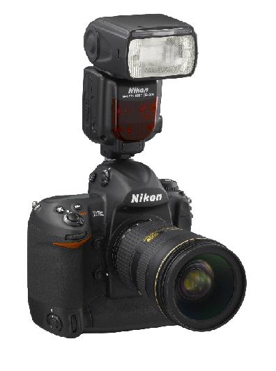 nikon-speedlight-SB-910-mounted