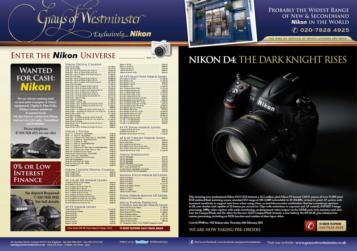 AP-Advert-Nikon-D4
