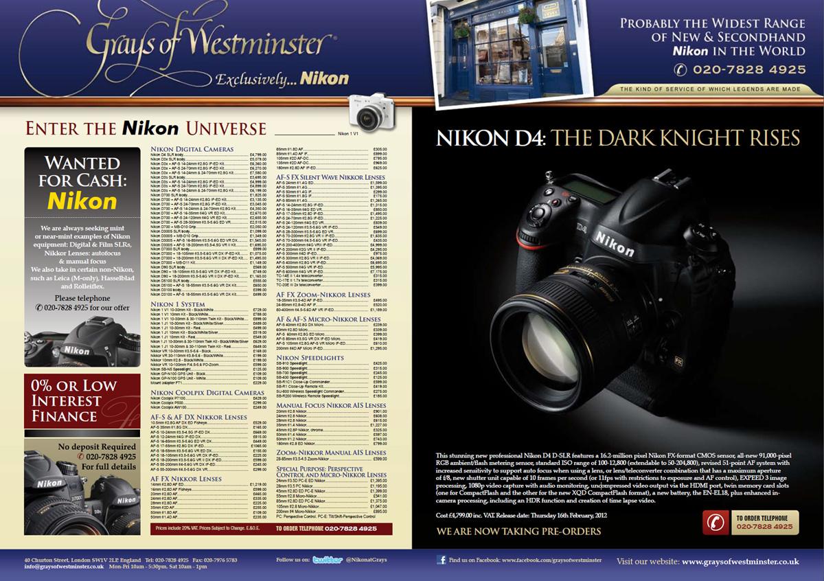 AP-Advert-Nikon-D4