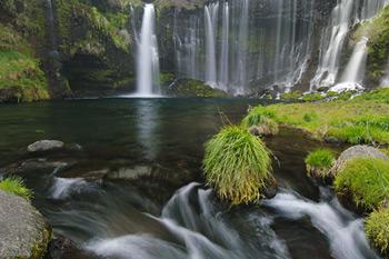 Waterfall Landscape Photography
