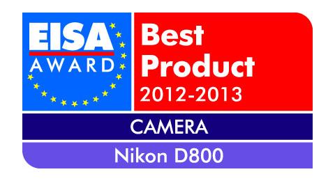 eisa-award-nikon-d800-camera