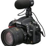 Nikon D600 with ME1 Mic