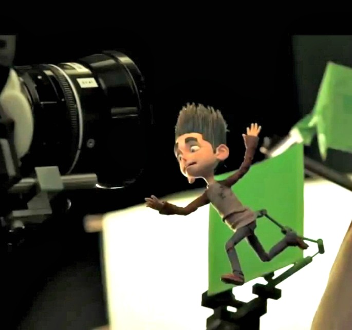 ... the makers of the stop-motion film ParaNorman | Grays of Westminster