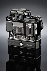 Nikon F2AS Data Camera