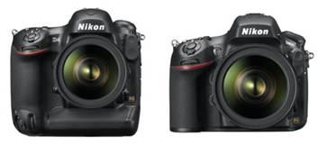 Buy a new Nikon D4 or D800E