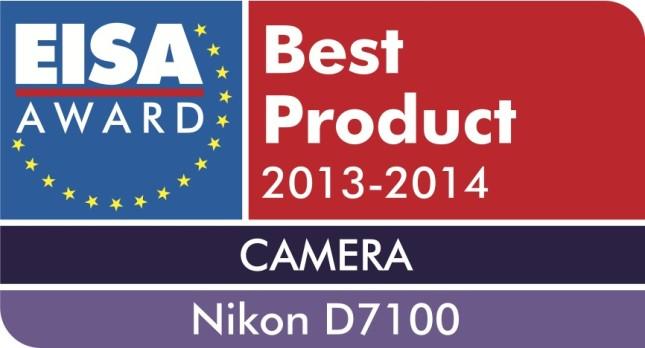 Nikon D7100 wins European Camera 2013-2014