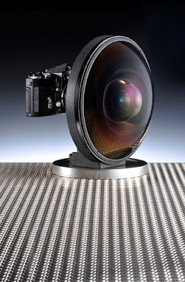 The 6mm f/2.8 Fisheye-Nikkor lens
