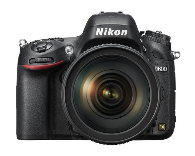 The Nikon D600