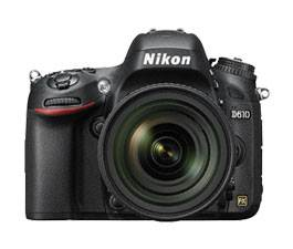 Nikon-D610-DSLR