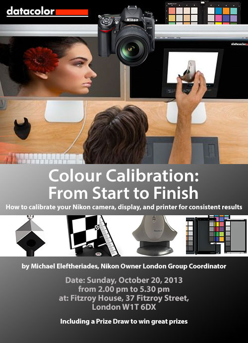 Colour Calibration, from start to finish