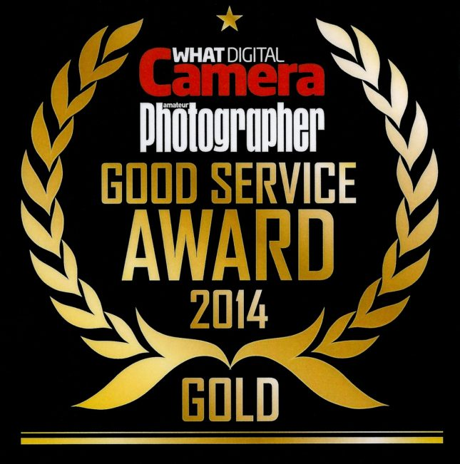 Grays of Westminster wins What Digital Camera / Amateur Photographer Good Service Award 2014