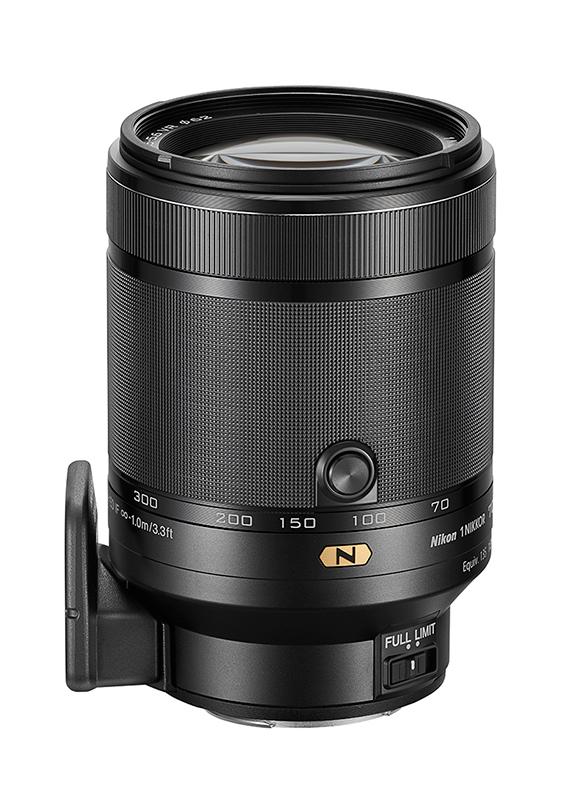 1 NIKKOR VR 70–300mm f/4.5–5.6 lens