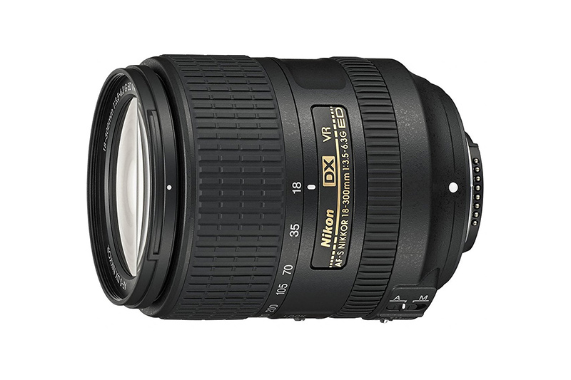 AF-S DX NIKKOR 18–300mm f/3.5–6.3G ED VR