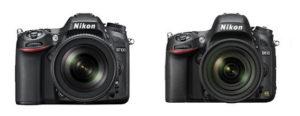 Nikon-D7100-D610