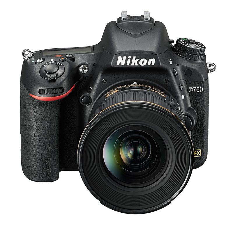 New Nikon D750 DSLR FX-Format