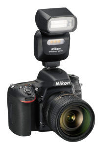 Nikon D750 DSLR with SB500