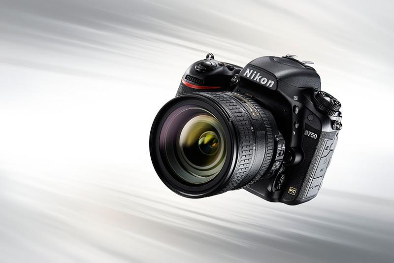 New Nikon D750 DSLR