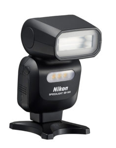 Nikon-Speedlight-SB500-stand