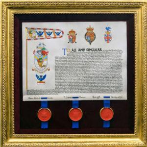 Shop Coat of Arms