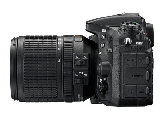 Nikon-D7200-DSLR-side