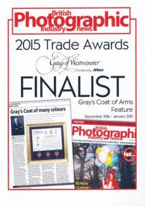 BPI Trade Award 2015