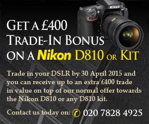 Nikon D810 Special Offer