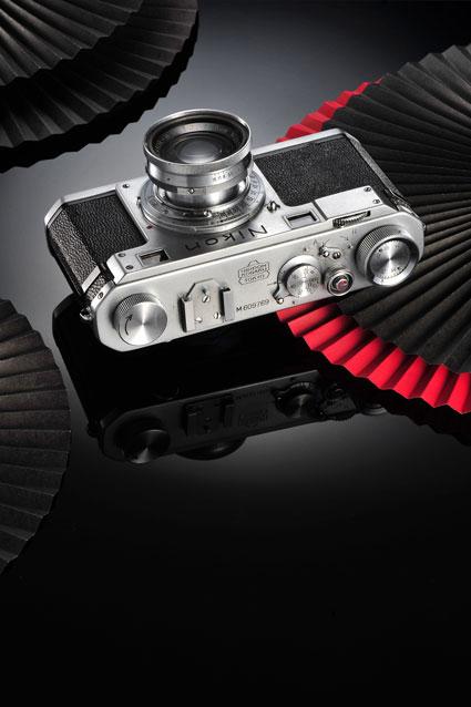 Nikon M Rangefinder Camera