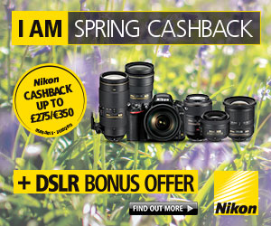 Nikon Spring Special Offer