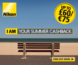 Nikon Summer Cashback Offer