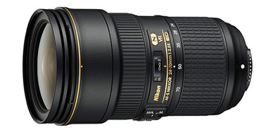 Nikon AF-S 24-70mm f/2.8E VR