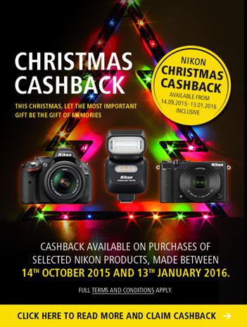 Christmas cashback