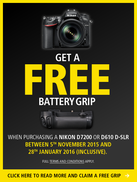 Free battery grip