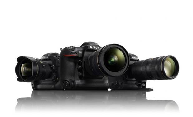 Nikon D5 DSLR Body