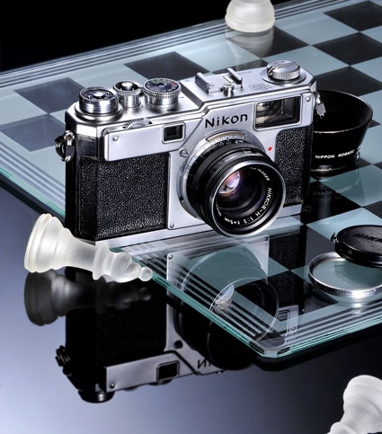 vintage Nikon equipment