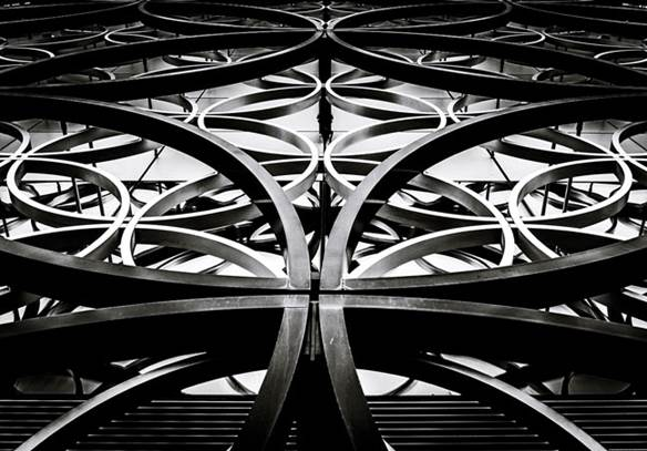 Birmingham library by Adam Sharp