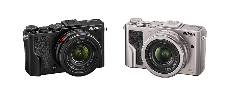 Nikon DL24-85 in black or silver