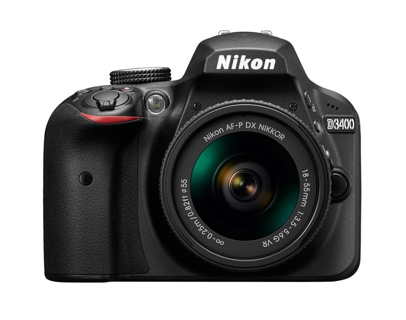 New_Nikon_D3400-front