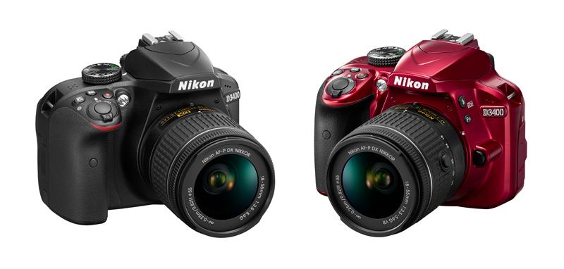 New_Nikon_D3400