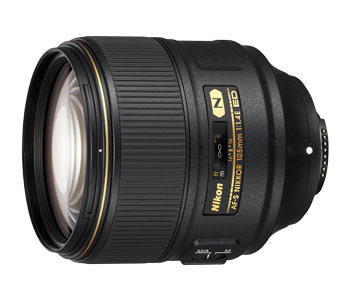 AF-S 105mm f/1.4E ED