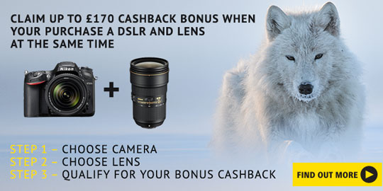 Nikon Special Offer