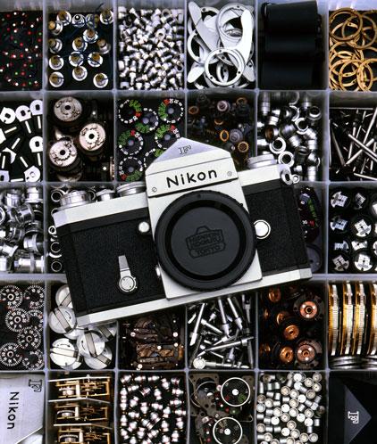 Nikon-F-Parts